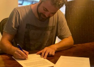 Signing Deals