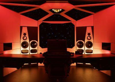 Studio Maarten Vorwerk, Design and Build by Mischa Jacobi 1