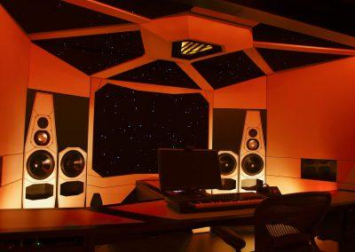 Studio Maarten Vorwerk, Design and Build by Mischa Jacobi 2