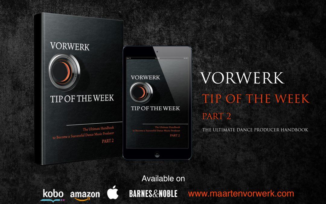 Vorwerk Tip Of The Week Part 2